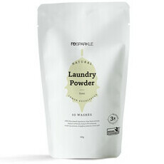 Resparkle Natural Laundry Powder