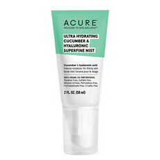 Acure Ultra Hydrating Cucumber & Hyaluronic Superfine Mist