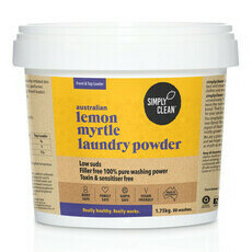 SimplyClean Lemon Myrtle Laundry Powder