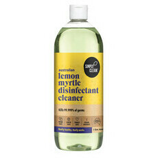 SimplyClean Lemon Myrtle Disinfectant Cleaner
