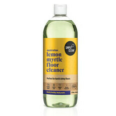 SimplyClean Lemon Myrtle Floor Cleaner
