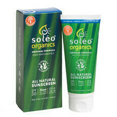 Soléo Organics Original Formula High Performance Sunscreen