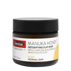 Manuka Honey Detoxifying Clay Mask
