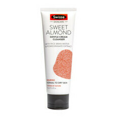 Swisse Sweet Almond Gentle Cream Cleanser