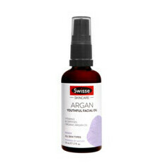 Swisse Argan Youthful Facial Oil
