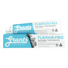 Flavour Free Toothpaste