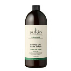 Sukin Botanical Body Wash Signature Refill