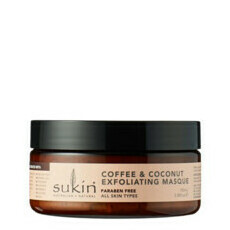 Sukin Natural Coffee & Coconut Exfoliating Masque