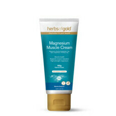 Herbs Of Gold Magnesium Muscle Cream