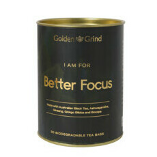 Golden Grind Better Focus Tea