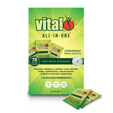 Vital Greens Superfood Powder Sachets
