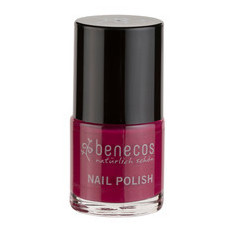 Benecos Happy Nails Nail Polish - Wild Orchid