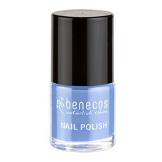 Benecos Happy Nails Nail Polish - Blue Sky