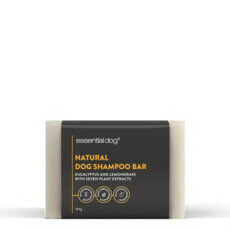 Essential Dog Shampoo Bar Neem Seed, Eucalyptus & Lemongrass