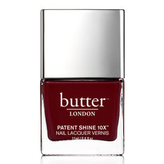 Butter London 8-Free Patent Shine 10X Nail Lacquer - Afters