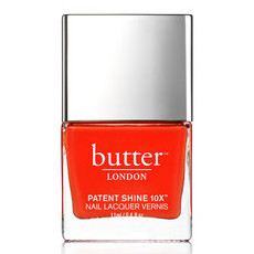 Butter London 8-Free Patent Shine 10X Nail Lacquer - Smashing