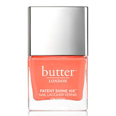 Butter London 8-Free Patent Shine 10X Nail Lacquer - Jolly Good