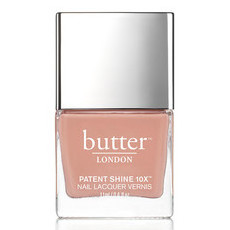 Butter London 8-Free Patent Shine 10X Nail Lacquer - Mum's The Word