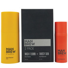 Skin Juice Man Brew Skin Care Cube