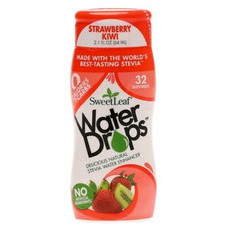 SweetLeaf Water Drops Liquid Stevia - Strawberry Kiwi