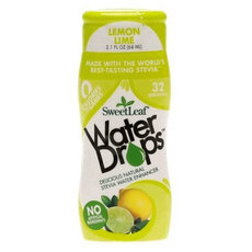 SweetLeaf Water Drops Liquid Stevia - Lemon Lime