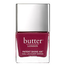 Butter London 8-Free Patent Shine 10X Nail Lacquer - Broody