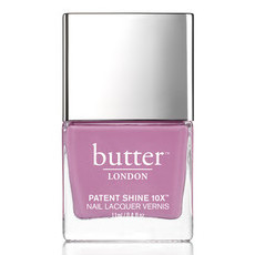 Butter London 8-Free Patent Shine 10X Nail Lacquer - Fancy