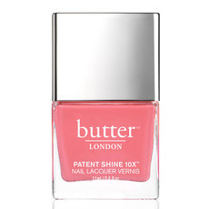 Butter London 8-Free Patent Shine 10X Nail Lacquer - Coming Up Roses