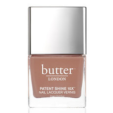 Butter London 8-Free Patent Shine 10X Nail Lacquer - Tea Time