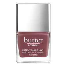 Butter London 8-Free Patent Shine 10X Nail Lacquer - Toff