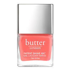 Butter London 8-Free Patent Shine 10X Nail Lacquer - Trout Pout