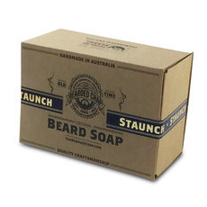 The Bearded Chap - Beard Soap - Staunch