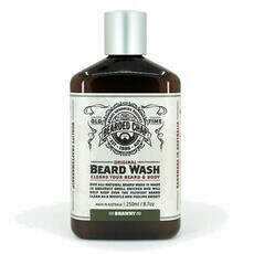 The Bearded Chap - Beard Wash - Rugged