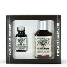 The Bearded Chap - Luxury Beard Duo Kit - Rugged