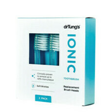 Dr Tungs Ionic Toothbrush Replacement Heads
