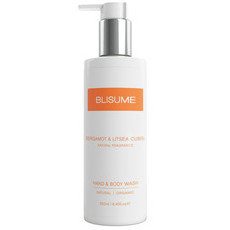 Blisume Hand & Body Wash - Bergamot & Litsea Cubeba