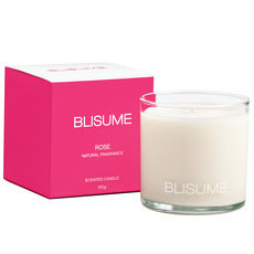 Blisume Scented Candle - Rose