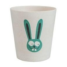 Toothbrush Storage and Rinse Cup Bunny