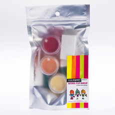 Pure Poppet Natural Face Paint Makeup Pack