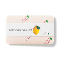 100% Pure Butter Soap - Meyer Lemon