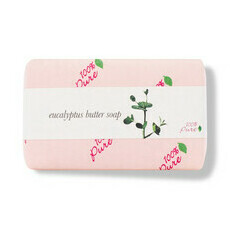 100% Pure Butter Soap - Eucalyptus