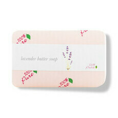 100% Pure Butter Soap - Lavender
