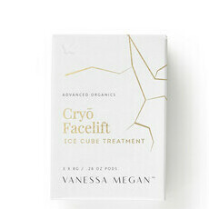 Vanessa Megan Cryo Facelift Ice Cube Treatment