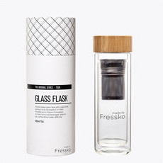 Fressko Glass Tea Flask - Tour