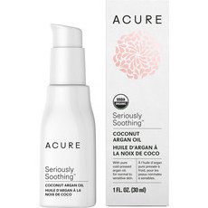 Acure Seriously Soothing™ Coconut Argan Oil