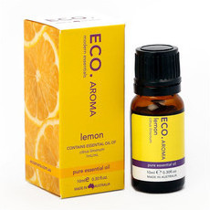 ECO. AROMA Pure Lemon Essential Oil