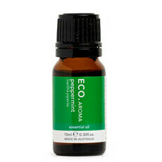 ECO. AROMA Pure Peppermint Essential Oil