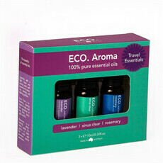 ECO. AROMA Travel Essentials