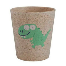 Toothbrush Storage and Rinse Cup Dino