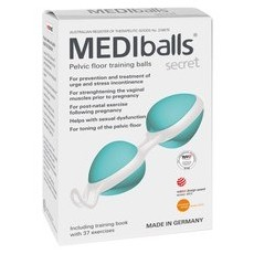 MEDIballs Secret - Pelvic Floor Training Balls - Double